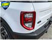 2021 Ford Bronco Sport Big Bend (Stk: S1490) in St. Thomas - Image 11 of 25