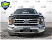 2021 Ford F-150 Lariat (Stk: T1558) in St. Thomas - Image 2 of 25