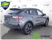 2021 Ford Escape SE Hybrid (Stk: S1156) in St. Thomas - Image 4 of 26