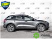 2021 Ford Escape SEL Hybrid (Stk: S1137) in St. Thomas - Image 3 of 26