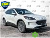 2021 Ford Escape Titanium Hybrid (Stk: S1320) in St. Thomas - Image 1 of 28