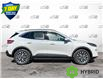 2021 Ford Escape Titanium Hybrid (Stk: S1320) in St. Thomas - Image 3 of 28