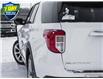 2020 Ford Explorer Platinum (Stk: U0313) in Barrie - Image 12 of 28