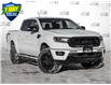 2021 Ford Ranger Lariat (Stk: W0075) in Barrie - Image 1 of 52