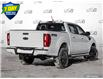 2021 Ford Ranger Lariat (Stk: W0075) in Barrie - Image 4 of 52