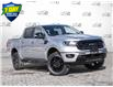 2021 Ford Ranger Lariat (Stk: W0089) in Barrie - Image 1 of 27