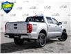 2021 Ford Ranger Lariat (Stk: W0089) in Barrie - Image 4 of 27