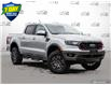 2021 Ford Ranger Lariat (Stk: W0252) in Barrie - Image 1 of 27