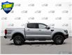 2021 Ford Ranger Lariat (Stk: W0252) in Barrie - Image 3 of 27