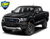 2021 Ford Ranger XLT Black