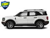 2021 Ford Bronco Sport Big Bend White