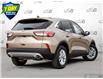 2021 Ford Escape SE (Stk: W0166) in Barrie - Image 4 of 25