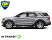 2021 Ford Explorer XLT Silver