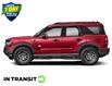 2021 Ford Bronco Sport Big Bend Red