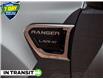 2021 Ford Ranger Lariat Grey