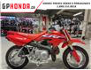 2022 Honda CRF50F TRAIL (Stk: 22HD-005) in Grande Prairie - Image 1 of 7