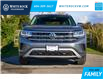 2021 Volkswagen Atlas 3.6 FSI Highline (Stk: MA574515) in Vancouver - Image 2 of 19