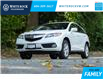 2013 Acura RDX Base (Stk: MT102497B) in Vancouver - Image 1 of 22