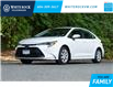 2020 Toyota Corolla LE (Stk: MT133633A) in Vancouver - Image 1 of 21