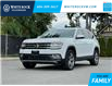 2019 Volkswagen Atlas 3.6 FSI Execline (Stk: MA600814A) in Vancouver - Image 1 of 14