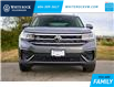 2021 Volkswagen Atlas 3.6 FSI Execline (Stk: MA606257) in Vancouver - Image 2 of 16