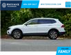 2021 Volkswagen Tiguan United (Stk: MT149935) in Vancouver - Image 3 of 24