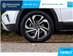 2021 Volkswagen Atlas Cross Sport 3.6 FSI Execline (Stk: MA233376) in Vancouver - Image 6 of 23
