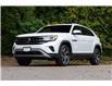 2021 Volkswagen Atlas Cross Sport 3.6 FSI Execline (Stk: MA238199) in Vancouver - Image 1 of 23