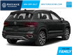 2022 Volkswagen Taos Comfortline (Stk: NS023962) in Vancouver - Image 3 of 9