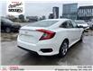 2018 Honda Civic LX (Stk: A20514A) in Toronto - Image 5 of 25