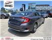2019 Honda Civic LX (Stk: C21166A) in Toronto - Image 6 of 27