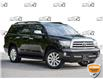 2016 Toyota Sequoia Platinum 5.7L V8 (Stk: 80-178X) in St. Catharines - Image 1 of 26