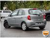 2015 Nissan Micra SV (Stk: 80-273Z) in St. Catharines - Image 4 of 24