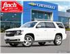 2016 Chevrolet Tahoe LT (Stk: 127017) in London - Image 1 of 28