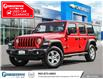 2018 Jeep Wrangler Unlimited Sport (Stk: 33902) in Georgetown - Image 1 of 27