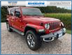2020 Jeep Wrangler Unlimited Sahara (Stk: 21142A) in WALLACEBURG - Image 1 of 20