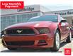 2014 Ford Mustang V6 Premium (Stk: 1TA1055A) in Lethbridge - Image 1 of 24