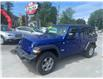 2019 Jeep Wrangler Unlimited Sport (Stk: ) in Fredericton - Image 1 of 13