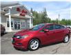 2017 Chevrolet Cruze LT Auto (Stk: 210690AA) in St. Stephen - Image 1 of 11