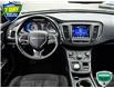 2015 Chrysler 200 Limited (Stk: 20C290B) in Tillsonburg - Image 17 of 25