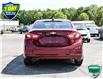 2016 Chevrolet Cruze LT Auto (Stk: 21C252AX) in Tillsonburg - Image 8 of 24
