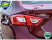 2016 Chevrolet Cruze LT Auto (Stk: 21C252AX) in Tillsonburg - Image 9 of 24