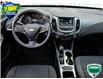 2016 Chevrolet Cruze LT Auto (Stk: 21C252AX) in Tillsonburg - Image 17 of 24