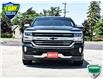 2017 Chevrolet Silverado 1500 High Country (Stk: 21C132AA) in Tillsonburg - Image 4 of 28