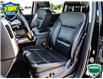 2017 Chevrolet Silverado 1500 High Country (Stk: 21C132AA) in Tillsonburg - Image 16 of 28