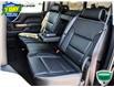 2017 Chevrolet Silverado 1500 High Country (Stk: 21C132AA) in Tillsonburg - Image 17 of 28