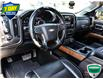 2017 Chevrolet Silverado 1500 High Country (Stk: 21C132AA) in Tillsonburg - Image 18 of 28