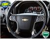 2017 Chevrolet Silverado 1500 High Country (Stk: 21C132AA) in Tillsonburg - Image 22 of 28