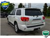 2010 Toyota Sequoia Platinum 5.7L V8 (Stk: 197687A) in Grimsby - Image 5 of 24