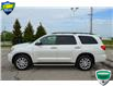 2010 Toyota Sequoia Platinum 5.7L V8 (Stk: 197687A) in Grimsby - Image 6 of 24